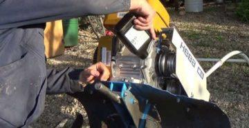 Как заменить масло в мотоблоке Нева?