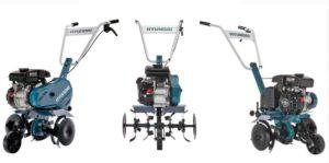 Культиваторы Hyundai: виды, навесное оборудование и инструкция по применению