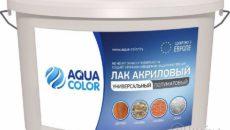 Акриловый лак на водной основе: особенности и преимущества