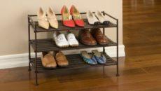 Этажерки для обуви в прихожую