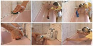 Эмалировка ванн: методы восстановления и этапы реставрации