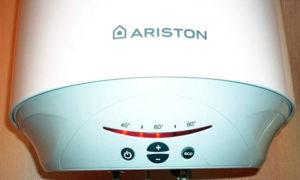 Водонагреватели Ariston: разновидности и преимущества