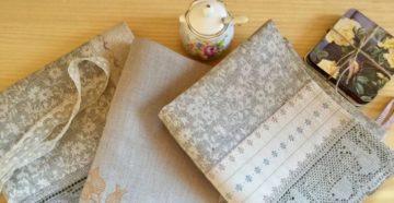 Льняные полотенца: разновидности, советы по выбору и уходу