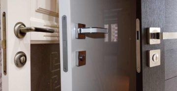 Магнитные замки на двери: выбор, принцип действия и установка