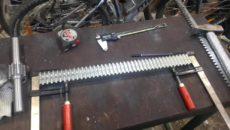 Реечные дровоколы: устройство и изготовление своими руками