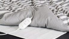 Советы по выбору электрической простыни