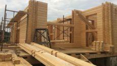 Дома из двойного бруса: преимущества и недостатки новых технологий строительства