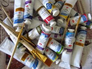 Тонкости выбора масляных красок