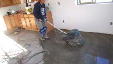 Правила и рекомендации по шлифовке бетонного пола