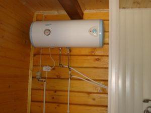 Как выбрать дачный водонагреватель для душа?