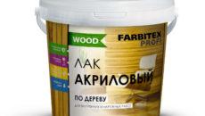 Акриловый лак для дерева: виды и применение