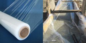 Особенности использования пленки для гидроизоляции