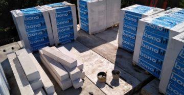 Разновидности блоков фирмы Bonolit