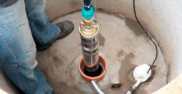 Что делать, если насос застрял в скважине?