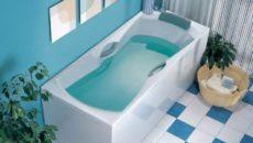 Акриловые ванны: виды и правила выбора