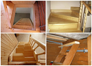 Делаем удобную и безопасную лестницу в подвал: какие есть варианты?