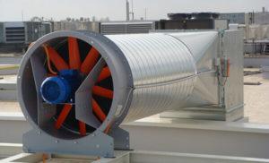 Вентиляторы дымоудаления: как выбрать и установить?