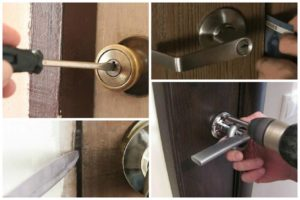 Как открыть замок межкомнатной двери без ключа?