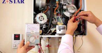 Диагностика и устранение неисправностей газовых котлов Arderia