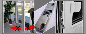 Как выбрать и установить магнитную защелку на балконную дверь?