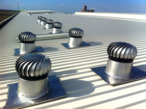 Особенности монтажа турбодефлектора для вентиляции