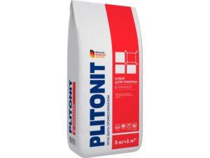 Клей Plitonit C: предназначение и свойства