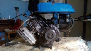 Особенности двигателей для мотоблока Крот