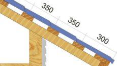 Обрешетка под металлочерепицу: как правильно сделать?