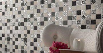 Керамическая мозаика: многообразие выбора