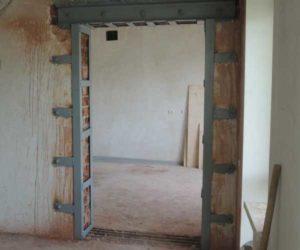 Как расширить дверной проем?