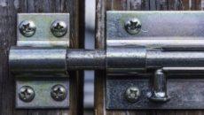 Шпингалеты: типы и их параметры, дизайнерские варианты и мастер-класс по установке