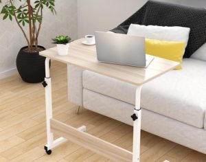 Как выбрать прикроватный столик для ноутбука?