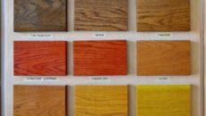 Морилка по дереву: виды и цветовая гамма