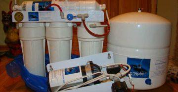 Фильтры для воды Zepter: особенности и разновидности