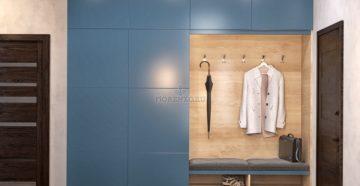 Распашные шкафы в прихожую: особенности выбора