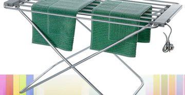Особенности использования электрических сушилок для белья