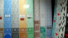 ПВХ-панели с имитацией плитки в интерьере