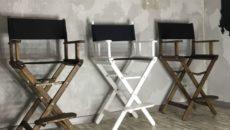 Как выбрать складной барный стул?