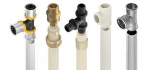 Как подобрать и правильно использовать фитинги для труб?