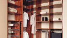 Наполнение угловых шкафов