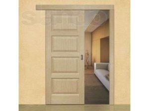 Межкомнатные двери на роликах: особенности