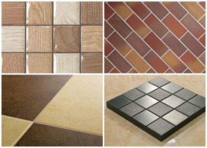 Разновидности плитки и нюансы выбора