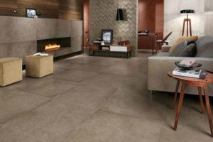 Плитка под бетон: плюсы и минусы