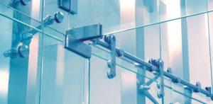Выбираем и устанавливаем фурнитуру для стеклянных дверей