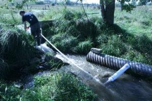 Особенности водяных насосов без питания
