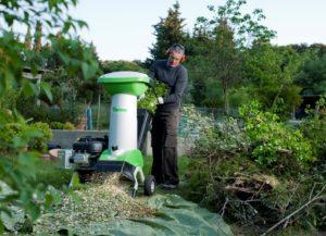 Выбор и использование садовых измельчителей Viking