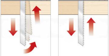 Что такое маятниковый ход лобзика и для чего он нужен?