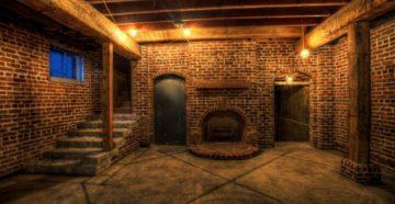 Подвал: тонкости проектирования и создания подвального помещения